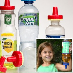 spill proof drink bottles