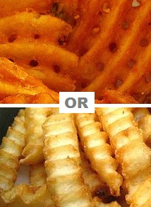 make crinkle cut french fries waffle fries at home simply good tips