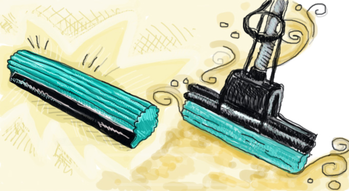 Sweep And Mop At The Same Time - Simply Good Tips